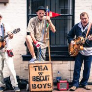 The Tea 'n' Biscuit Boys